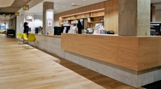 SOAS Library, London -